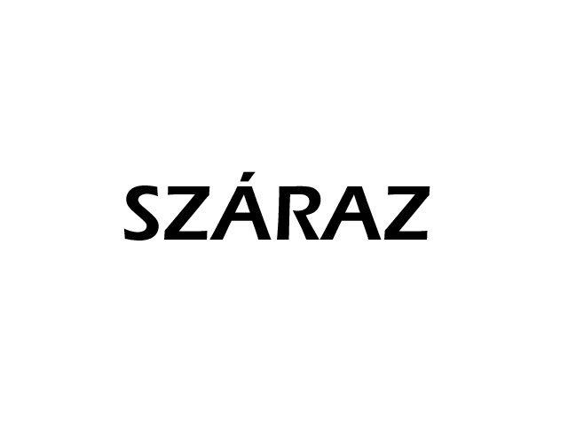 SZÁRAZ