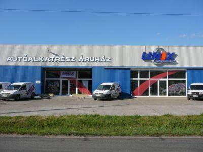 Unix autodiely Szeged
