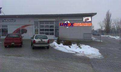 Unix piese autos Autóház Kft.