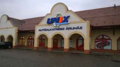 Unix piese auto Szerencs