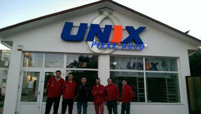 Unix autóalkatrészek Mangalia