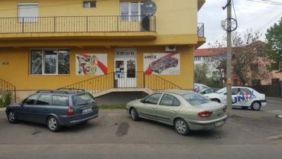 Unix autóalkatrészek Oradea