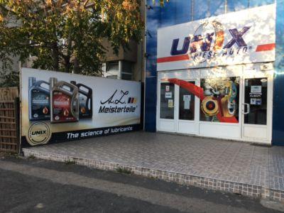 Unix autóalkatrészek Bucureşti I