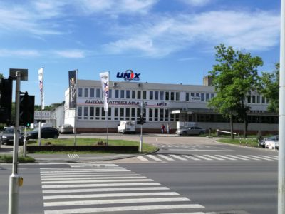 Unix autodiely Debrecen II