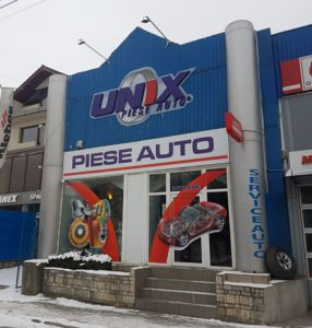 Unix autóalkatrészek Sighisoara