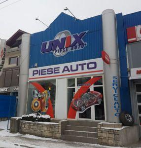 Unix autodiely Sighisoara