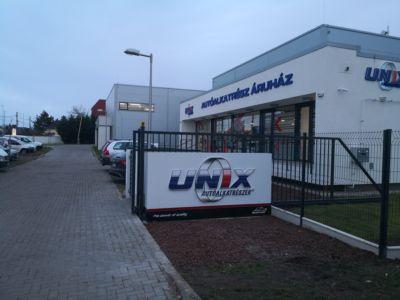 Unix autóalkatrészek BP.XVI.Ker.