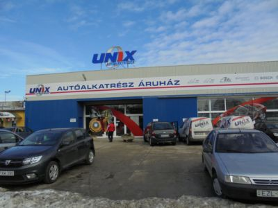 Unix autóalkatrészek Szeged