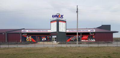 Unix autóalkatrészek Székesfehérvár