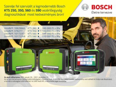 Bosch KTS akció