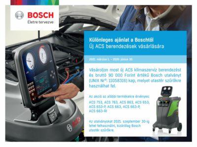 Bosch ACS akció