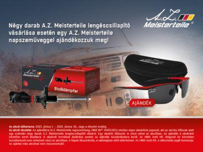 A.Z. Meisterteile lengéscsillapító akció