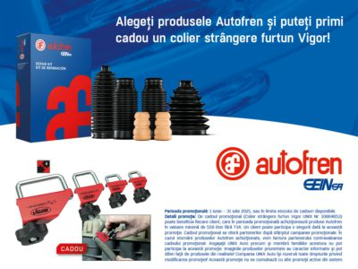 Promotia Autofren!