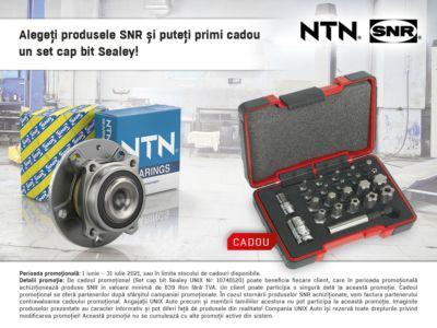 Promotia NTN-SNR!
